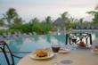 Dine at The Palappa Restaurant - The Grand Isle Resort, Bahamas